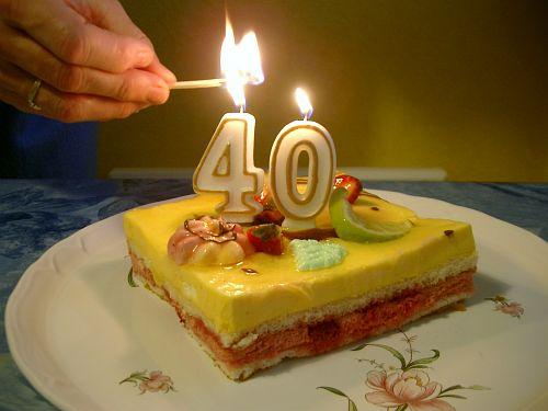 anniversaire   40ans