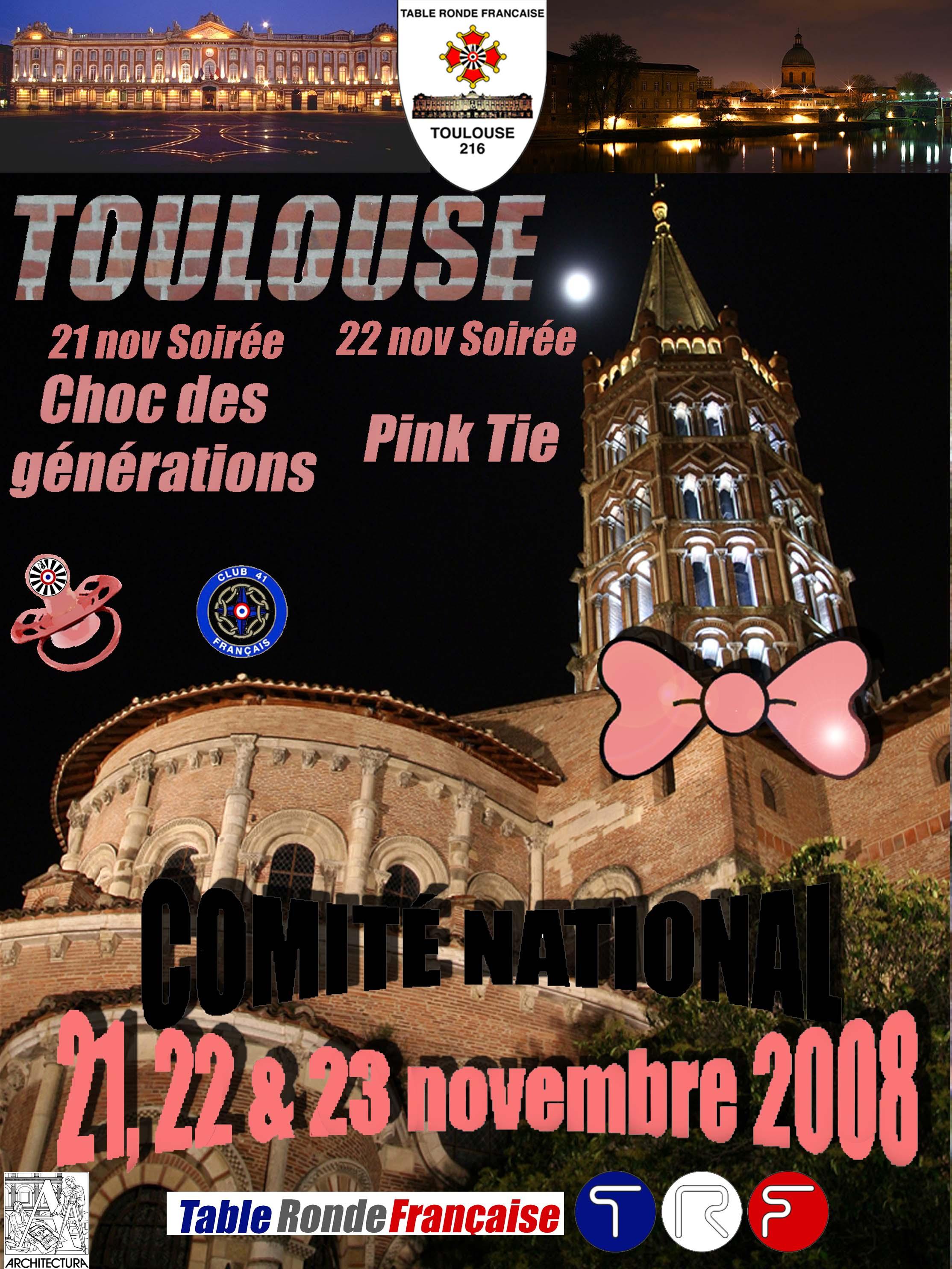 Affiche CN Toulouse