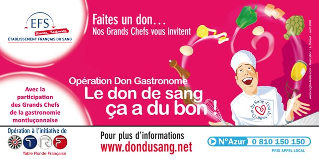 Don gastro invitation