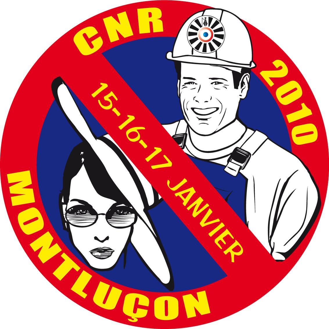 Logo CNR 2010