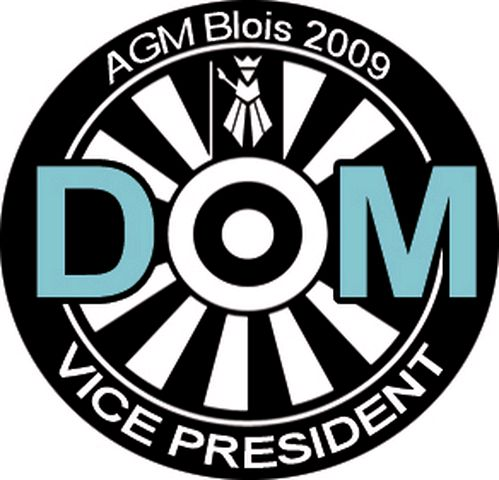 Badge Dom VP